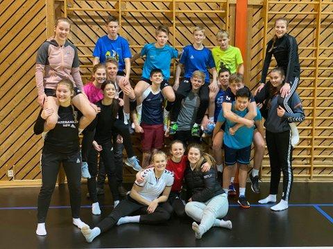 Norden Cup: Kragerøs jenter 16 og gutter 13 år deltar i romjula i Norden Cup i håndball i Göteborg