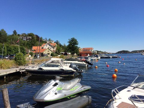 SNART: Arbeidet med ny båthavn i Rørvik forventes å starte etter 15. september.