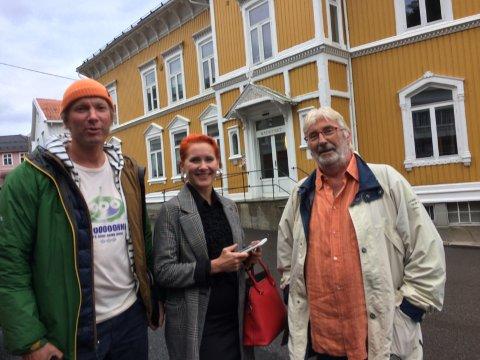Per-Erik Schulze (MDG), Charlotte Therkelsen Sætersdal (Rødt) og Øyvind Olsen (SV) får flest tilleggestemmer i forhold til partistørrelsen.