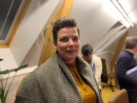 Henriette Fluer Vikre (Frp).