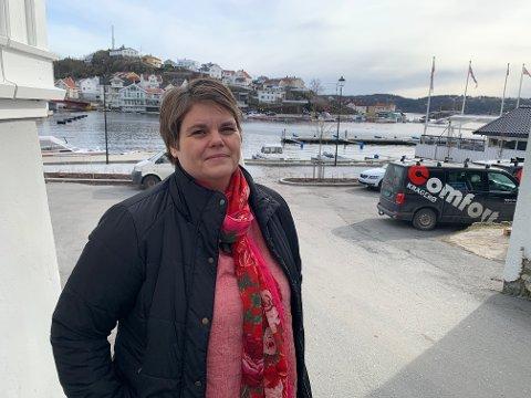 Janna Pihl i Kragerø næringsforening