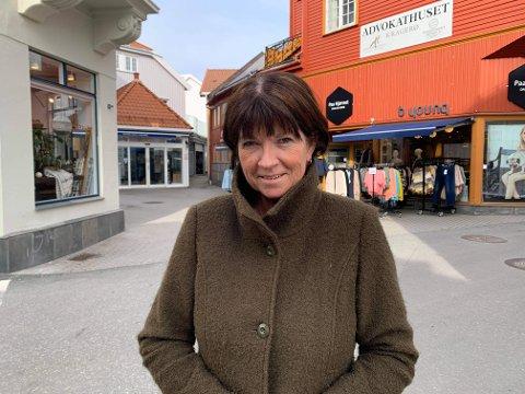Kommunedirektør Inger Lysa. Arkivfoto: Jeanette Brubakken