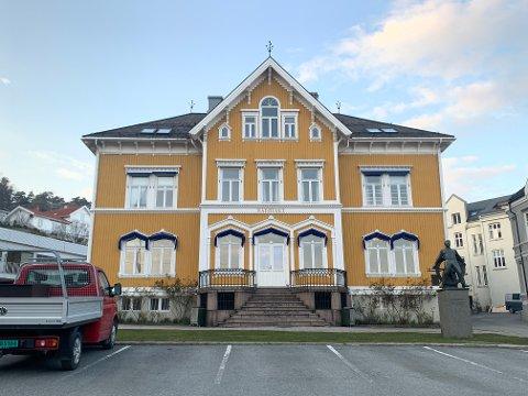 Kragerø rådhus.