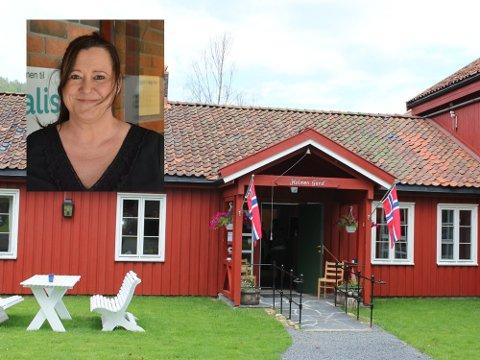 Vitalis Kragerø har den siste tiden opplevd stor pågang. Derfor så de seg nødt til å utvide, og ifølge administrerende direktør May-Elin Nilsen, er Holmen Gård den perfekte plassen å gjøre dette på.