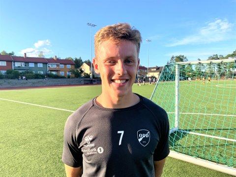 Kragerøgutten og oddspiller, Filip Rønningen Jørgensen har valgt å ofre utdannelse for fotballkarrieren. I alle fall for en stund.