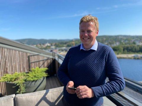 FLERE: Jan Erik Laagasken og Protekt IT er på jakt etter flere IT-talenter.