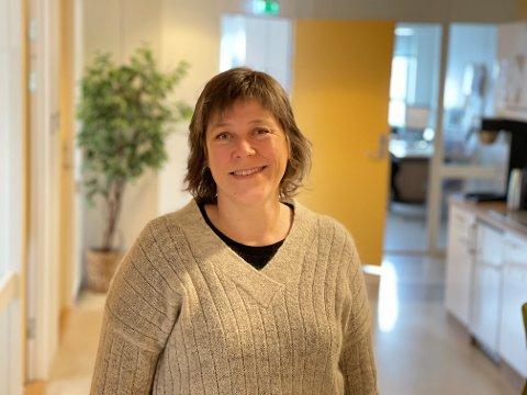 STYRKER STABEN: Plan- og bygningssjef Grethe Krokstad blir jord- og skogbruksrådgiverens overordnete.