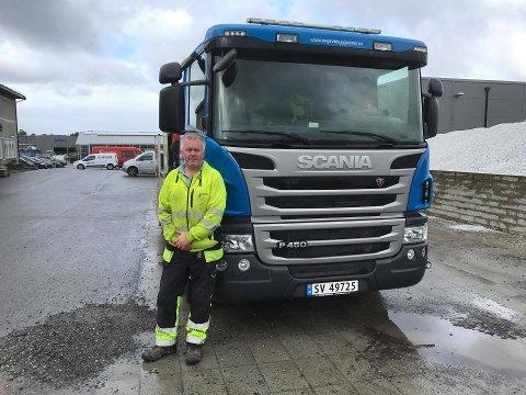 Frode Kvalheim er i sving med to nye firma (Foto: privat).