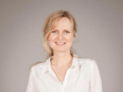 Ragnhild Lekven Fimreite skal halda føredrag om kosthald på biblioteket. (Pressefoto).