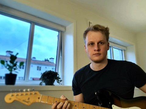 Joakim Follegg fikk en uventet platekontrakt.