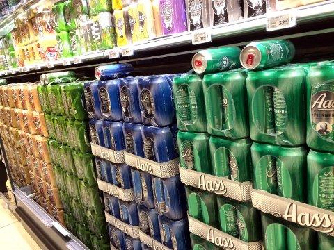 ØL RETT HEJM: Til nå har kjøp av øl fordret oppmøte i butikk eller på pub. Men en ny aktør ønsker å drive nettsalg av varene, og tilbyr levering på døra.