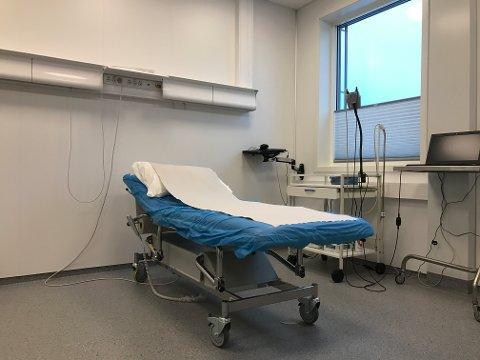VAKTORDNING: På Kongsberg står en ny legevakt klar og den den har kapasitet til flere pasienter.