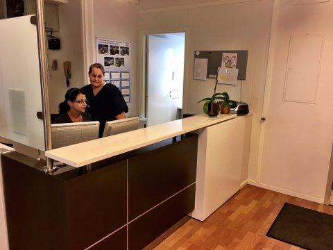 FLERE LEGER: Legegruppen Kongsberg i Skolegata er ett av legekontorene i byen som kan få en ny legehjemmel.