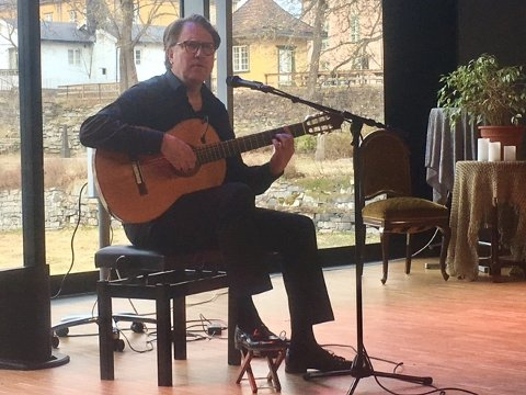 Jan- Olof Andersson - Sølvsalen
