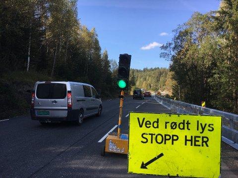 MEHEIA: Det planlagte prosjektet over Meheia står i fare. Her ved Kobbervoll bru.