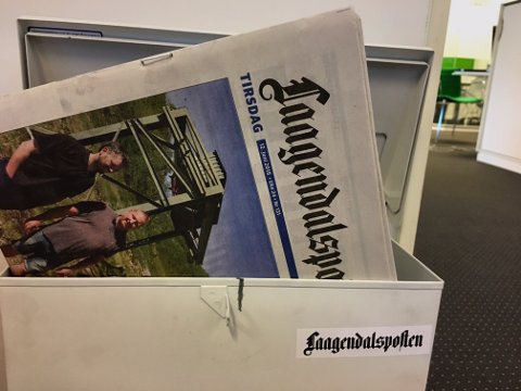 GI BESKJED: Også Posten må vite om du skal ha avislevering på annet sted i sommer.