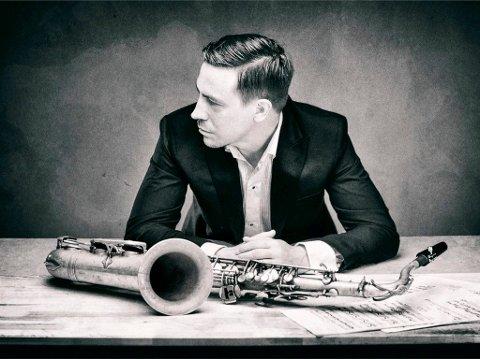 ALLSIDIG: Det er ikke mange som har tatt steget fra jazzsaksofonist til operasanger, og enda færre som kan slippe unna med det. Håkon Kornstad er unntaket.
