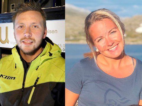 Kjetil Nørstebø og Tea Karoline Mork fortalte på TV 2 at de er et par.