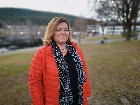VI MÅ SNAKKE NÅ: Heidi Ellingsen er glad for å endelig ha fått muligheten til å påvirke pårørende strategien. Nå oppfordrer hun alle til å bruke muligheten til å si noe.