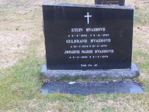 Stein Hvasshovd.