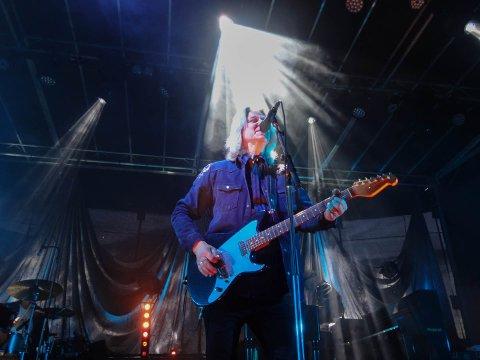 AVLYST: På grunn av sykdom i Hellbillies, ble ekstrakonserten som skulle vært på Krona lørdag kveld avlyst. Lederen av Musikkteateret sier at de nå ser på en ny dato. Bildet er fra da Hellbillies spilte konsert på Gamle Norge i 2019.