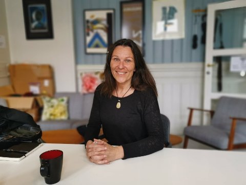 NY SJEF: 47 år gamle Kjersti Wøllo gleder seg til å ta på seg oppgaven som ny markedssjef i Kongsberg Jazzfestival.