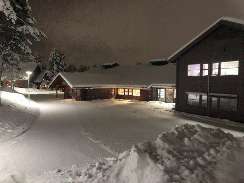 KORONA-RAMMET: En elev på Gamlegrendåsen skole har fått påvist korona.