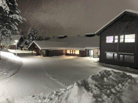 ELEV SMITTET: En femteklassing på Gamlegrendåsen skole har fått påvist korona.