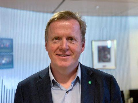 Oppvekstsjef Håvrd Ulfsnes la fram tall som viser en positiv utvikling rundt mobbing i Kongsberg-skolen til politikerne.