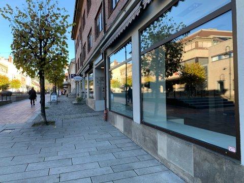 KONKURS: Det er åpnet konkurs i selskapet Rheyns Salg og Markedsføring AS, som drev RSM Callsenter i en kort periode i Storgata i Kongsberg sentrum.