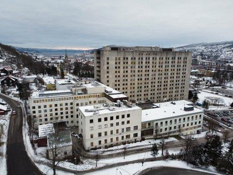 Drammen sykehus har nå fått en viktig løsning på plass.