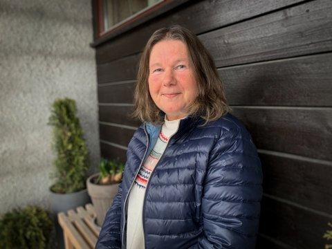 NY TILVÆRELSE: Ann Mari Stjernløw har fått diagnosen ME. Sykdommen har endret hele livet.