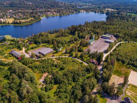28 MILLIONER: Statsbygg solgte den tidligere sivilforsvarstomta til Syd Øst Eiendom AS.