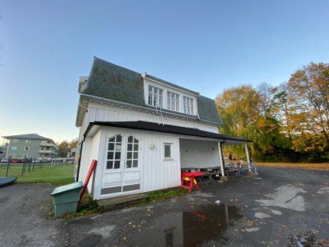 Annekset har hatt tilholdssted i sidebygningen til gamle Hegg skole i mange år.