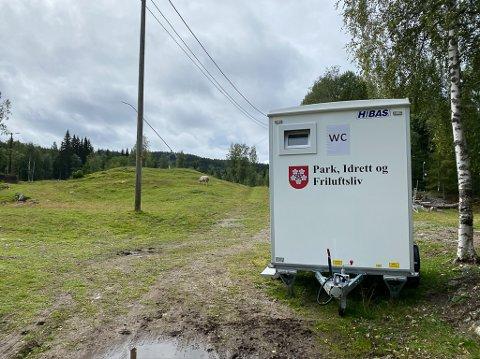 Bildet sist uke var tatt på Martinsløkka.