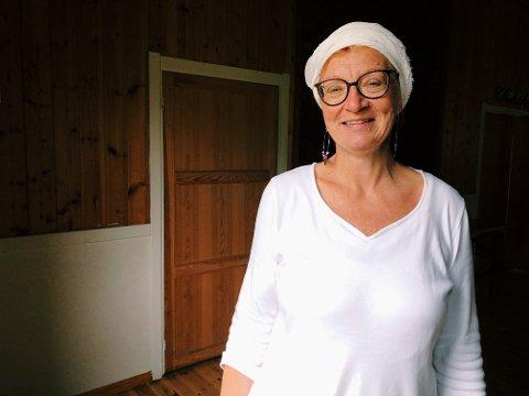 Drevet med Kundalini- yoga lenge: Lise Bakker Hatledal har drevet med Kundalini yoga i seks år og studert det i ett år.