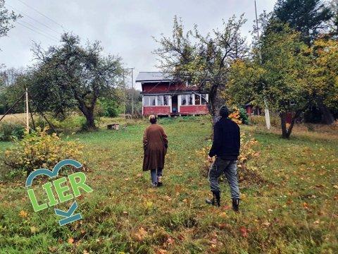 Hvorfor Slutten? Eiendommen Slutten er plassert i midten mellom to gårder, og hvor gårdsnavnet hadde sitt utspring i fra, var et uoppklart mysterium - nå er saken løst.