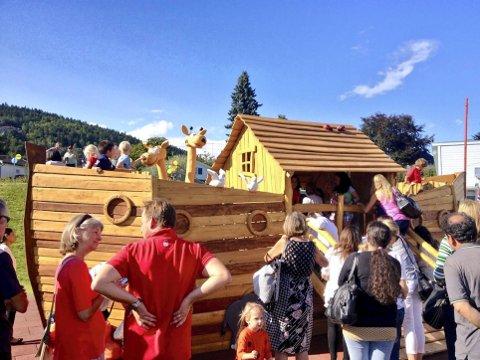 Koronasmitte: Én ansatt og ett barn i Noahs Ark barnehage på Nøste har fått påvist koronasmitte.