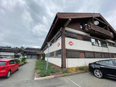 Mange konkurser: I uke 25 gikk 83 selskaper i Norge konkurs. Bildet er fra Nav-bygget på Tranby.