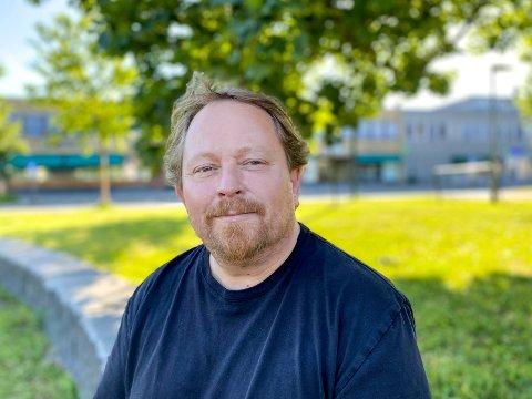 Ønsker en endring: Morgan Langfeldt (Frp) mener spillet som foregikk rundt den politiske behandlingen av et mulig gjenvinningsanlegg på Lyngås gjorde alle til tapere.