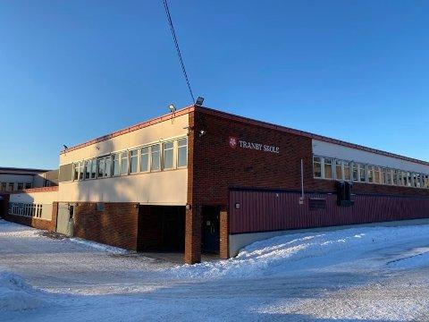 Tranby skole: Et samlet OKI-utvalg har bedt om et estimat på hva et nytt skolebygg vil koste.