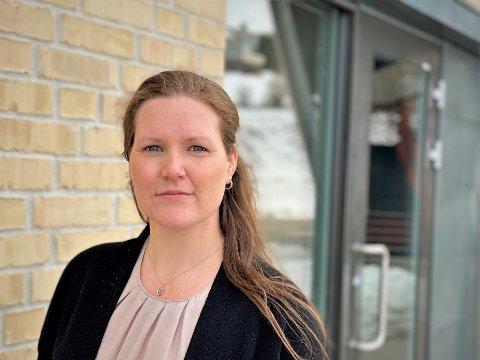 VIL AT FLERE TESTER SEG: Ingrid Bjerring, kommuneoverlege i Lier, håper testaktiviteten tar seg opp denne og neste uke.