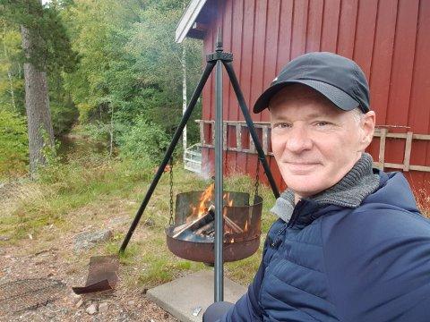 Sa ifra: Verneombud på Hennummarka skole, Halvor Jordbakke tok bladet fra munnen og sendte på vegne av de ansatte et åpent brev til oppvekstsjefen.