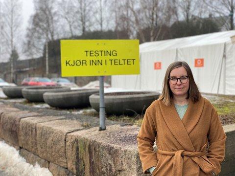 Assissterende kommuneoverlege: Marthe Berge Rekve.