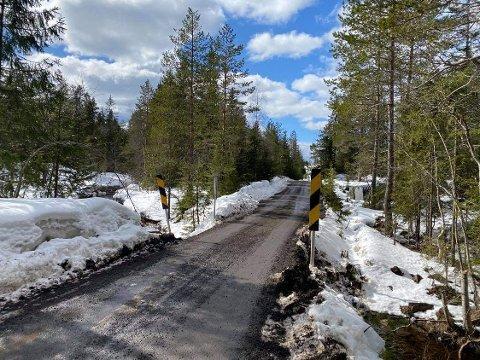 Trenger utbedring: Øvre Sogna bru er fra 60-tallet og trenger fornyelse.