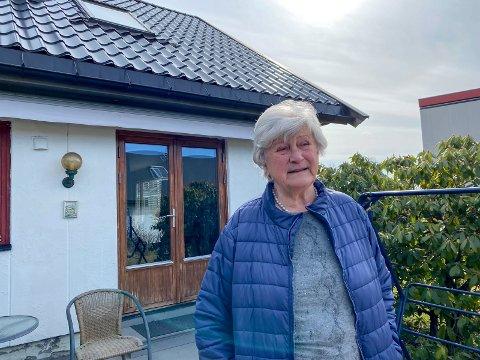 Ikke lekkasje: Turid Kirkeby-Garstad har hatt rørlegger på besøk, og heller ikke han finner noen lekkasje som kan forklare hvorfor vannregningen hennes er på 27.000 kroner.