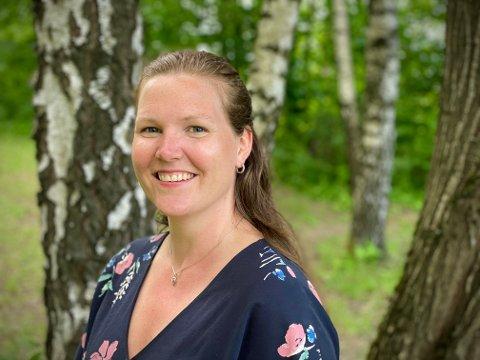 Kommuneoverlege: Ingrid Bjerring