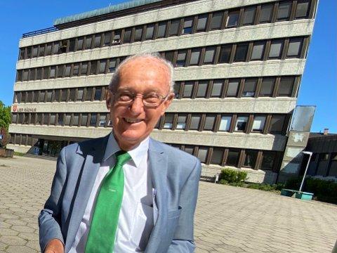 Gleder seg: TESS-grunder Erik Jølberg er både stolt og glad for at han gjennom stiftelsen sin kan bidra til lek og aktivitet for barn og unge.
