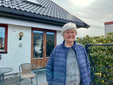 Fornøyd: Turid Kirkeby-Garstad er glad for at det er blitt en ordning med vannregningen på 27.000 kroner – men skjønner fortsatt ikke hvordan den kunne bli så høy.