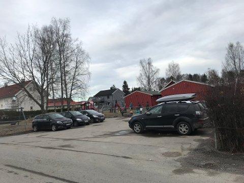 Full fart igjen: Etter tre måneders eksil i Volla barnehage, har barn og ansatte i Måsan barnehage i Lillestrøm flyttet hjem igjen.